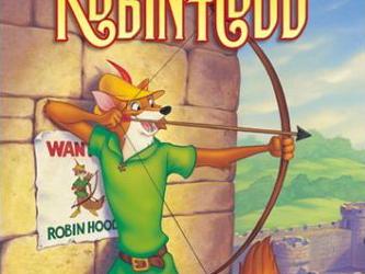 Robin Hood Trickfilm