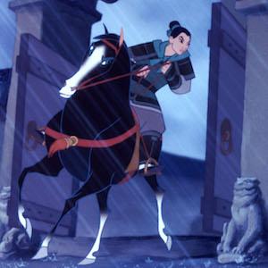 Mulan - Erstes Bild vom Set und von der Titelheldin veröffentlicht