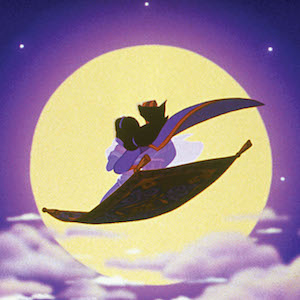 Aladdin - Neues Poster zur Realverfilmung online