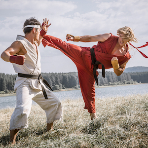 Street Fighter - Neue Realserie in Planung