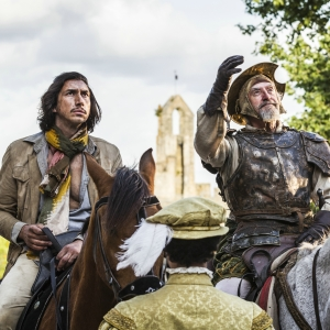The Man Who Killed Don Quixote - Trailer nun auch auf Deutsch verfügbar