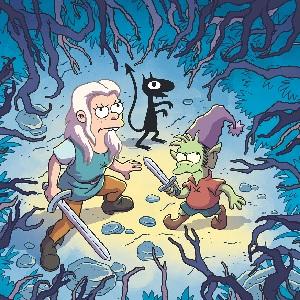 """Disenchantment - Unsere Kritik zur neuen Serie vom """"Simpsons"""" Erfinder Matt Groening"""