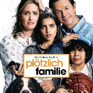 Plötzlich Familie - Unsere Kritik zur Familienkomödie mit Rose Byrne und Mark Wahlberg