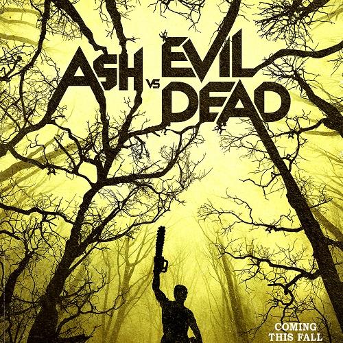Ash vs. Evil Dead - Groovy: Bruce Campbell schwingt die Kettensäge bald bei Amazon Deutschland