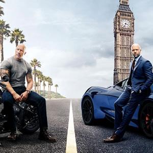 Fast & Furious: Hobbs & Shaw - Vier Charakter-Poster zum Spin-off online
