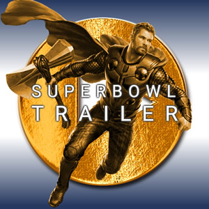 "Super Bowl - Neue Trailer zu ""Avengers"", ""Alita"", ""Captain Marvel"", ""Toy Story"" ..."