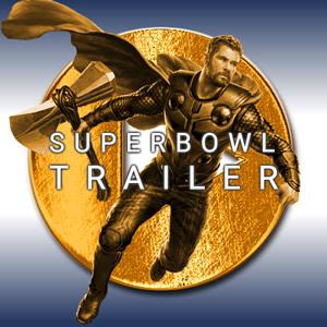 "Super Bowl - Neue Trailer zu ""Avengers"", ""Alita"", ""Captain Marvel"", ""Toy Story"" ..."