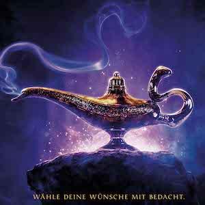 Aladdin - Neuer Spot offenbart Will Smith ganz in blau