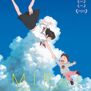 Mirai - Das Mädchen aus der Zukunft - Deutscher Trailer zum oscarnominierten Anime
