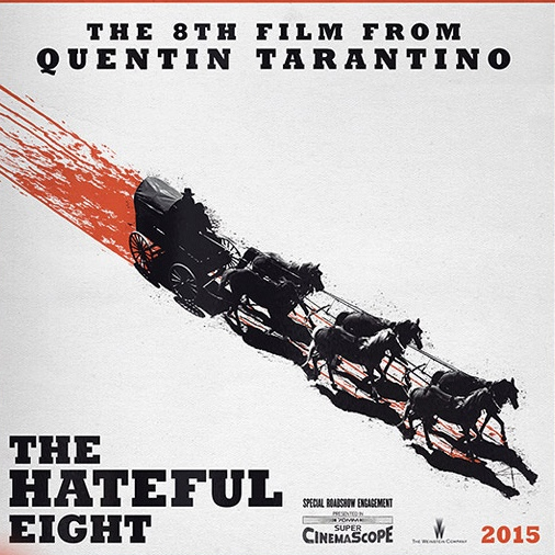 The Hateful 8 - Zum Kinostart: Unsere Filmkritik & 8 kuriose Facts über Quentin Tarantino