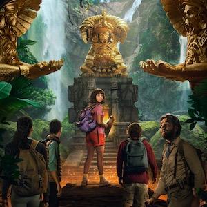 Dora und die goldene Stadt - Deutscher Trailer zum Abenteuerfilm nach Zeichtrickvorlage