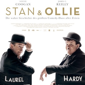 """Stan & Ollie - Erster deutscher Trailer zum """"Dick und Doof""""-Biopic"""