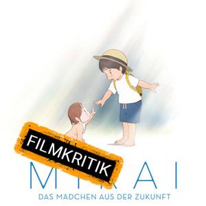 Mirai - Das Mädchen aus der Zukunft - Unsere Kritik zum Anime
