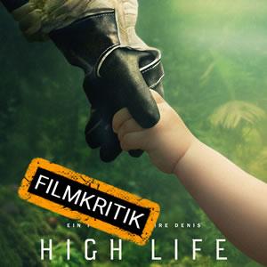 High Life - Unsere Kritik zum SciFi-Meisterwerk mit Robert Pattinson