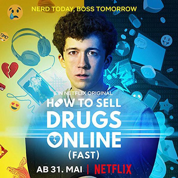 How To Sell Drugs Online (Fast) - Langer Trailer zur zweiten Staffel online