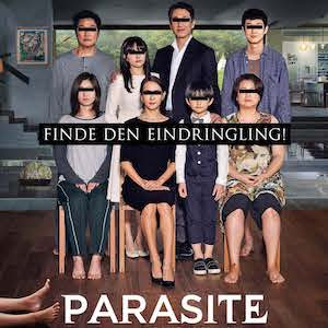 Parasite - Erfolgsfilm kommt in Schwarz-Weiß-Fassung noch einmal in die Kinos