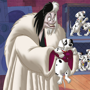 Cruella - Erstes Bild von Emma Stone als Disney-Bösewichtin