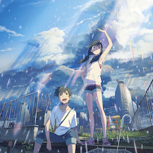 """Weathering With You - Deutscher Kinostart zum neuen Anime vom """"Your Name.""""-Schöpfer bekannt"""