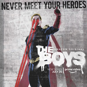 The Boys - Blutiger Trailer zu Staffel 2 erschienen