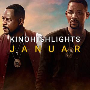 Kinohighlights im Januar 2020