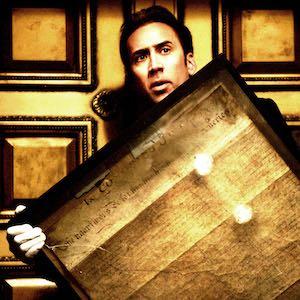 National Treasure 3 - Abenteuer mit Nicolas Cage endlich in Arbeit