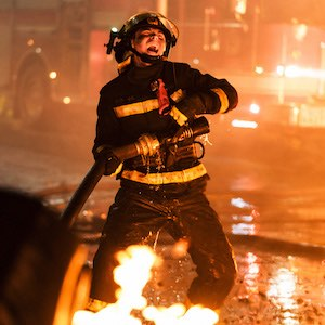 The Bravest - Unsere Kritik zum chinesischen Katastrophenfilm