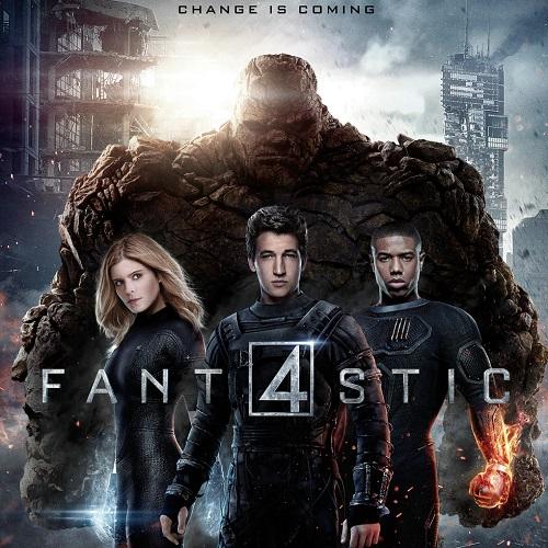 Fantastic Four - Galerie, Poster und neuer deutscher Kinostart zum Reboot