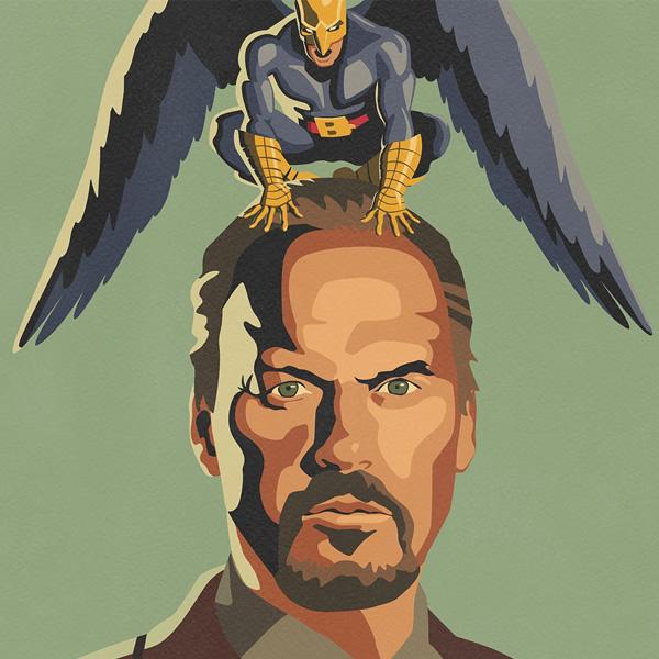 Birdman - Aus Batman wird Birdman: Michael Keatons flügelhaftes Comeback