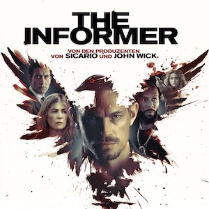 The Informer - Deutscher Trailer zum Action-Thriller mit Joel Kinnaman