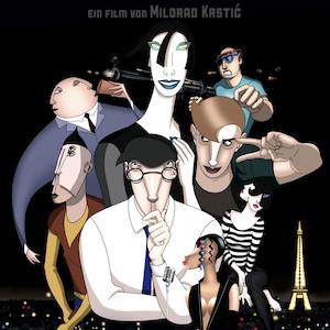 Ruben Brandt, Collector - Deutscher Trailer zum visuell sehr speziellen Animationsfilm