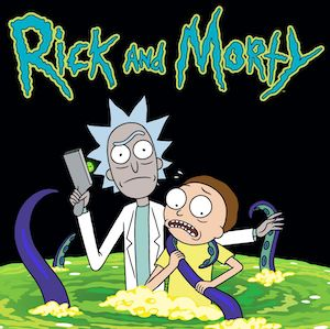 Rick and Morty - UPDATE: Samurai-Special, Trailer für restliche Staffel 4, deutscher Starttermin