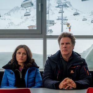 Downhill - Will Ferrell ist im deutschen Trailer sein Handy wichtiger als seine Familie