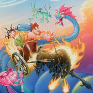 Hercules - Disneys Realverfilmung hat einen Drehbuchautor