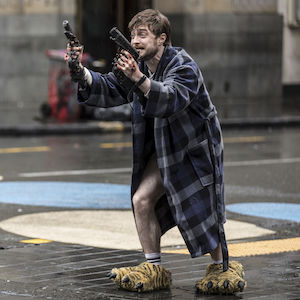 Guns Akimbo - Unsere Kritik zum abgefahrenen Actionspektakel mit Daniel Radcliffe
