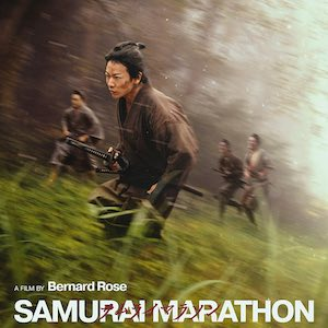 Samurai Marathon - Trailer zum ungewöhnlichen Wettkampffilm erschienen