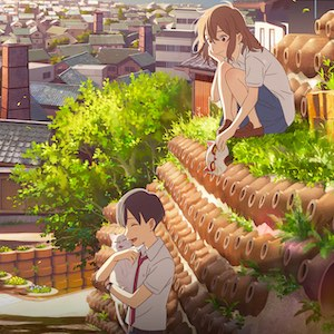 Um ein Schnurrharr - Bezaubernder erster Trailer zum Netflix-Anime