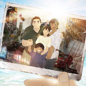 Japan sinkt: 2020 - Erster Trailer zur Anime-Serie von Netflix