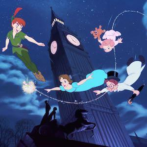 Peter Pan und Wendy - Jude Law als Captain Hook im Gespräch