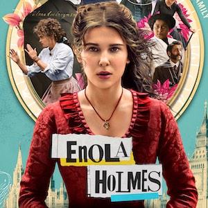 Enola Holmes - Deutscher Trailer zum Abenteuerfilm von Netflix