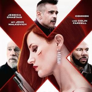 Code Ava - Deutscher Trailer zum Actionfilm mit Jessica Chastain