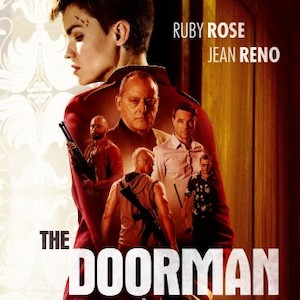 "The Doorman - Erster Trailer zum Actionkracher vom ""The Midnight Meat Train""-Regisseur"