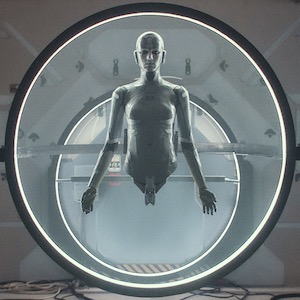 Archive - Unsere Kritik zum Science Fiction-Drama