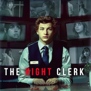 The Night Clerk - Deutscher Trailer zum Thriller mit Ana de Armas