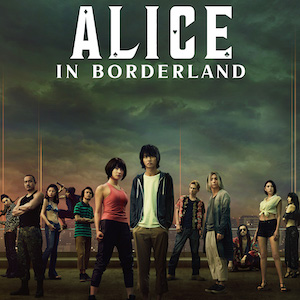 Alice in Borderland - Offizieller Trailer zur Serienadaption des Mangas