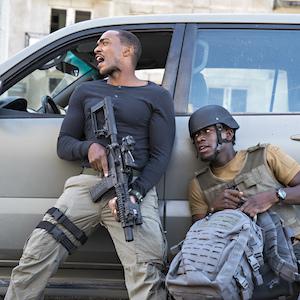 Outside the Wire - Neuer Trailer zum neuen Netflix-Actioner