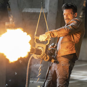 Boss Level - Unsere Kritik zum Actionspaß mit Frank Grillo und Mel Gibson