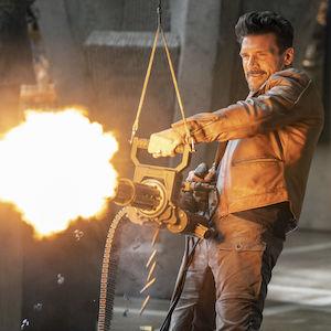 Boss Level - Ebenso spaßiger wie explosiver deutscher Trailer zum Actionfilm erschienen
