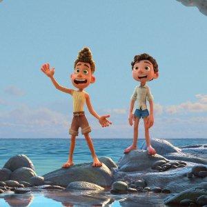 Luca - Unsere Kritik zum neuen Animationsspaß von Pixar