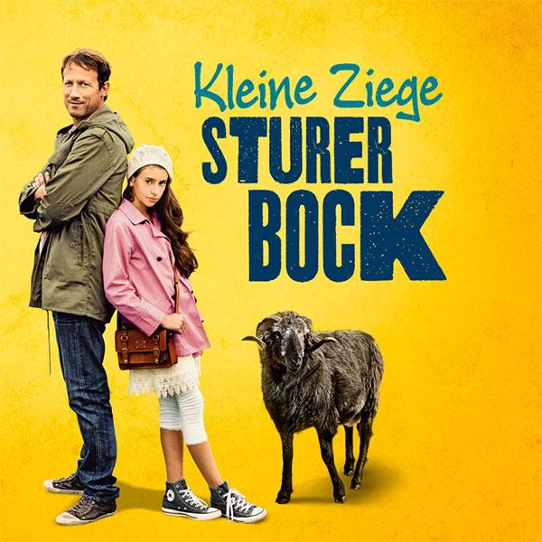 Kleine Ziege, sturer Bock - Deutscher Roadtrip mit Tochter, Elvisoutfit und Huftier im Kofferraum stellt sich in neuem Trailer vor