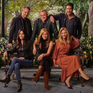 Friends: The Reunion - Offizieller Trailer zur Reunion Show erschienen